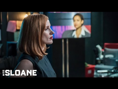 Miss Sloane (Clip 'Who's with Me')