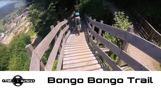Video Bongo Bongo Trail || Bikepark Leogang POV || Trailsurfers MP3, 3GP, MP4, WEBM, AVI, FLV Juni 2017