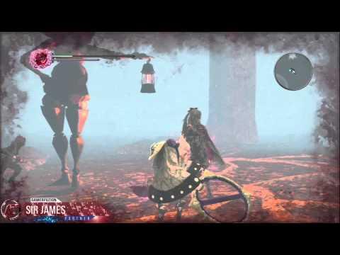 Drakengard 3 Walkthrough Part 18 Chapter 3 : Verse 5 (видео)
