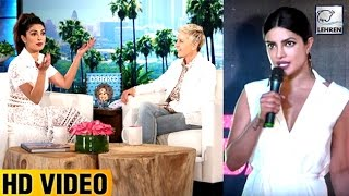 Video Priyanka Chopra REACTS On Getting Insulted By TV Anchors In Hollywood | LehrenTV MP3, 3GP, MP4, WEBM, AVI, FLV April 2017