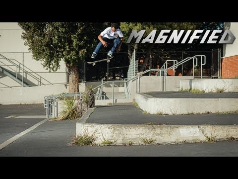 Forrest - Every trick at Wallenberg becomes its own legend. The epic spot has denied a switch kickflip roll-away after two decades of brutal attempts. Forrest works fo...