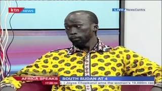 Africa Speaks 11th July 2015 South Sudan Celebrates Independence Day