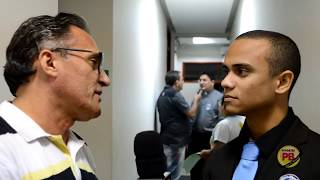 Audiência Pública debate revitalização da Praça do Milagre em Sousa; Propositura de Juninho de Zilda