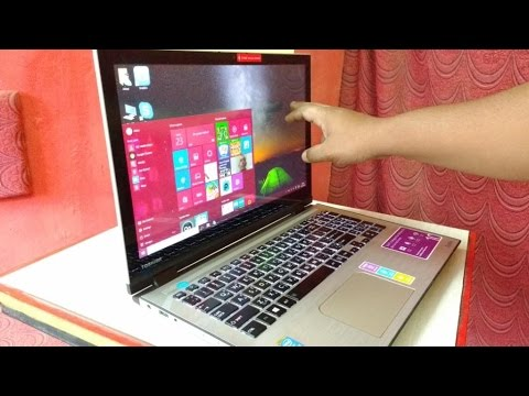 , title : 'Unboxing Toshiba Touch Screen Laptop (i7/12GB/1TB) Satellite L55W-C5320'