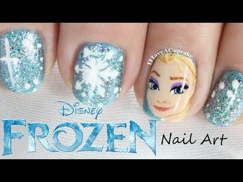 Nail - Anna Nails https://www.youtube.com/watch?v=iljwBwqODh8 Instagram http://instagram.com/cupcakenailarts Twitter https://twitter.com/CupcakeNailArts Blog http:/...
