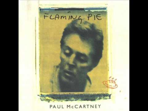 some days - Flaming Pie is an album by Paul McCartney, first released in 1997. His first studio album in over four years, it was mostly recorded following McCartney's in...