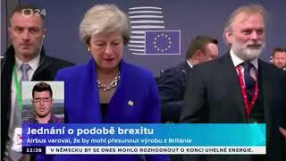Jednání o podobě brexitu