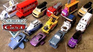 Video Pixar Cars 2 Deluxe Diecast Collection Checklist 2014 Themes Ambulance Alfredo Allinol Blowout MP3, 3GP, MP4, WEBM, AVI, FLV Juni 2017