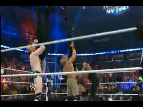 WWE Elimination Chamber 2013-Full Highlights&Results ONLY!
