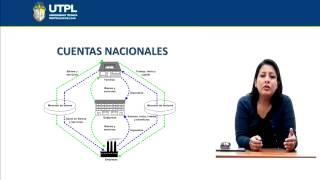 UTPL CUENTAS NACIONALES [(ASISTENCIA GERENCIAL Y RRPP)(INTRODUCCIÓN A LA ECONOMÍA)]
