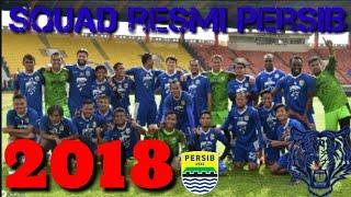 Download Video HOT !!! Inilah Squad Resmi & Skema Formasi PERSIB 2018 MP3 3GP MP4