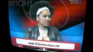VIRGINIA BUIKA (Live on the Bright Talk show-SKY TV, London)