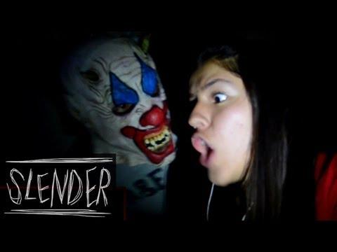 Los mejores sustos jugando Slender | Slenderman Videos de terror Bromas graciosas | Videos de miedo