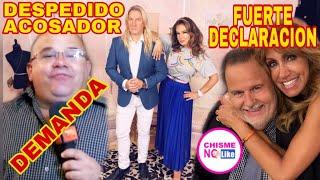 DESPIDEN AL PRODUCTOR DEL GORDO Y LA FLACA Y HAY NUEVAS DENUNCIAS - CHISME NO LIKE