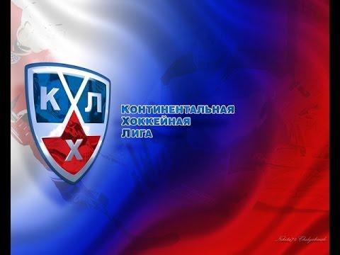 SPT: самая большая драка КХЛ (видео)