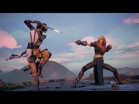 Absolver Official Reveal Trailer
