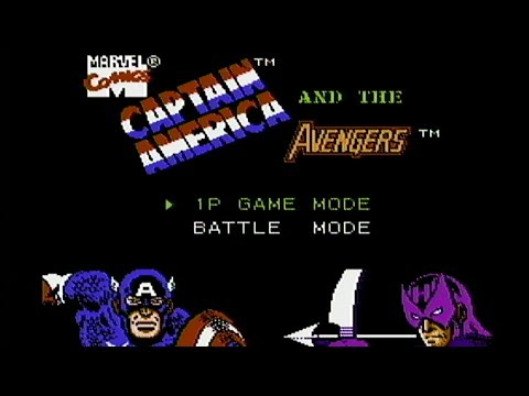 captain america and the avengers nes game genie