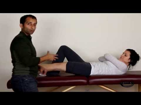 Quadriceps Strengthening For Patellofemoral Pain Syndrome   Manu Kalia   Video 90   TridoshaWellness