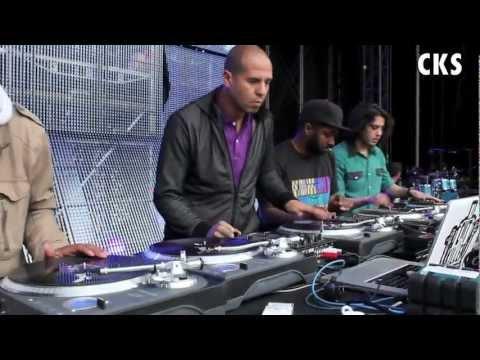 Cut Killer x NTM Concert - Paris (видео)