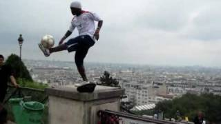 Unbelievable Freestyle Soccer/Football Tricks