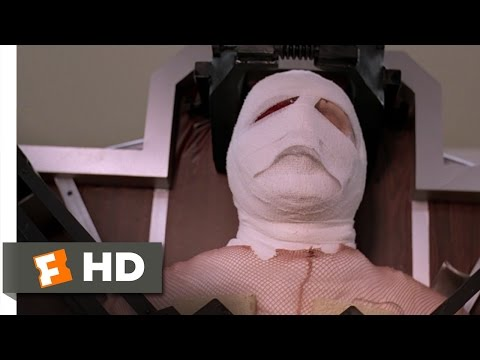 Darkman (2/11) Movie Clip - Escape From The Burn Ward (1990) Hd