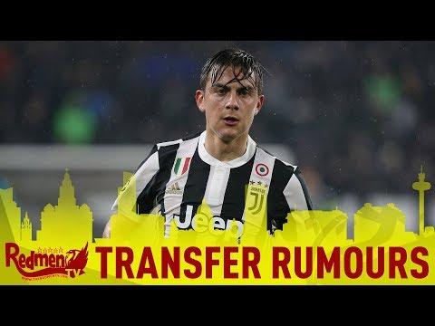 Dybala Linked To Liverpool, Klopp Defends Karius Mistakes | #LFC Daily News LIVE