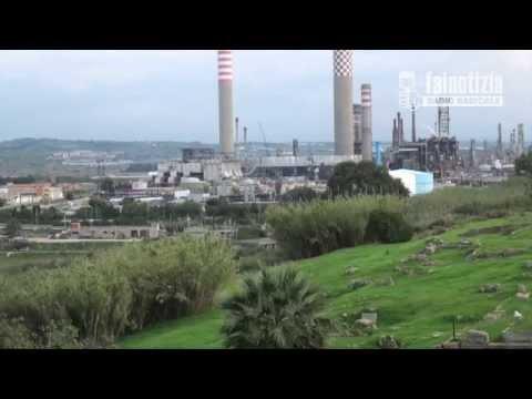 taranto e gela: le raffinerie che producono morte!
