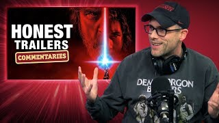 Video Honest Trailers Commentary - Star Wars: The Last Jedi MP3, 3GP, MP4, WEBM, AVI, FLV April 2018