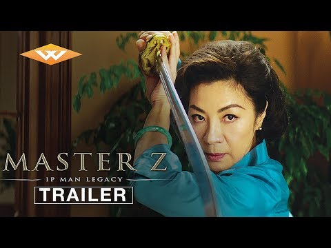 MASTER Z: IP MAN LEGACY (2019) Official Trailer | Max Zhang, Michelle Yeoh, Dave Bautista, Tony Jaa