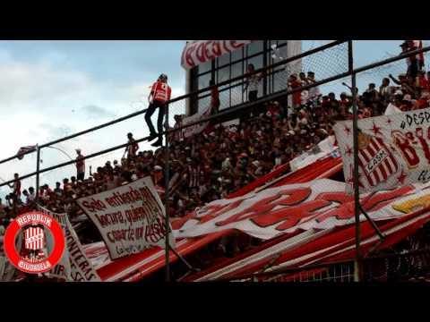 RpkdC - La HINCHADA de San Martin vs CFC - 21/02/16 - La Banda del Camion - San Martín de Tucumán