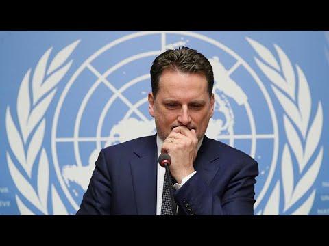 Abus de pouvoir à l'UNRWA, son chef démissionne après avoir été suspendu