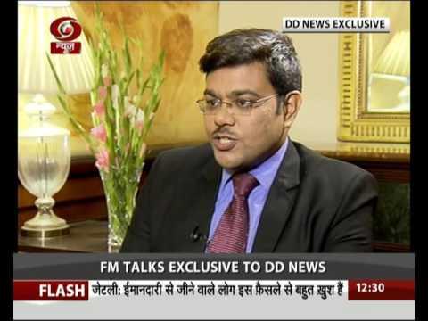 नये नोटों पर वित्त मंत्री का बयान
