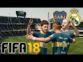 FIFA 18 Demo Gameplay La Bombonera