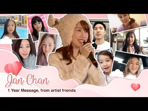 Graduation quotes - 【Special Video】Jan Chan 1 Year Message from Artist Friends