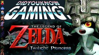 Video Zelda Twilight Princess - Did You Know Gaming? Feat. JonTron MP3, 3GP, MP4, WEBM, AVI, FLV Juli 2018