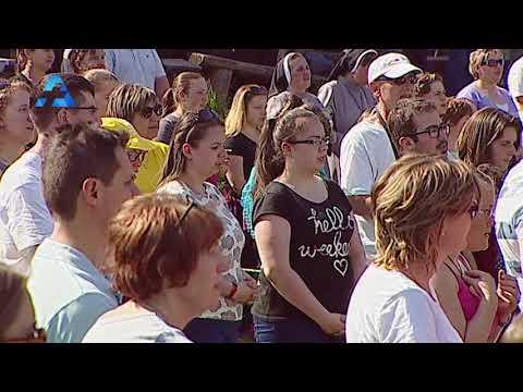2017.05.20  Nagymarosi Ifjúsági Találkozó - Szentmise 2017