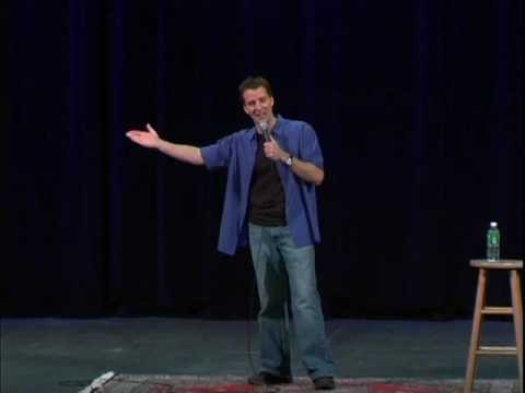 new hampshire - New Hampshire comedian Juston McKinney. Filmed at The Music Hall in Portsmouth, NH in 2005.