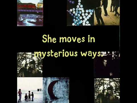 U2//Mysterious Ways- With Lyrics
