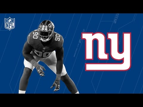 Video: Jason Pierre-Paul Signs 4-Year Deal with Giants! | 2016 NFL Season highlights