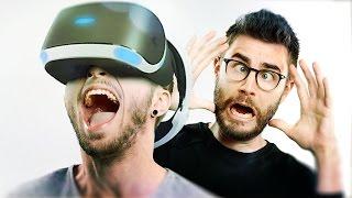 Video QUAND T'ES DEUX SUR LE PS VR MP3, 3GP, MP4, WEBM, AVI, FLV Juli 2017