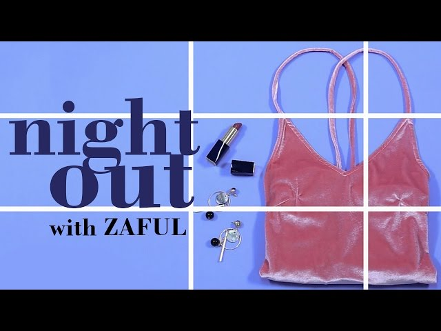 How Do You Do A Night Out? | Zaful