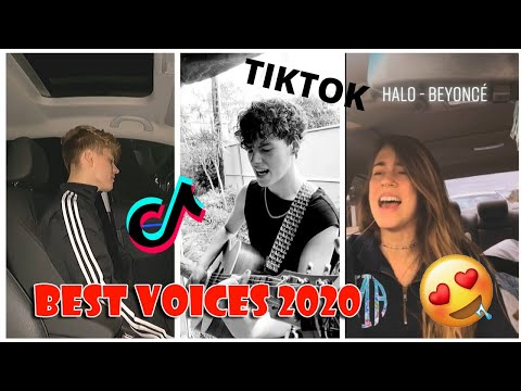 The most Beautiful Voices on Tiktok 2020 🎤🎶 Tik Tok Singing Compilation 😘