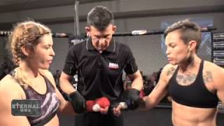 Eternal MMA 12 Saturday September 26th 2015 Hellenic Centre Bundal QLD Jess McCarthy VS Maxine Smith Eternal MMA is a pro-am mixed martial arts ...