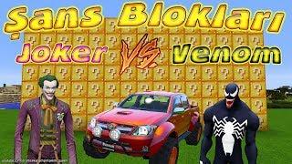 Örümcek Çocuk Minecraft maceraları şans blokları challenge ile devam ediyor. Joker ile Venom araba hediyeli yarışmada şans bloklarını kırarak değerli eşyalar bulacaklar. Şans Blokları challenge sonucu en fazla değerli eşya kim bulursa yarışmayı kazanacak. Örümcek Çocuk ise yarışmanın sunucusu olacak. Bakalım Joker mi şanslı yoksa Venom mu? Örümcek Adam, Hulk, Meraklı, Örümcek Çocuk ya da Örümcek Adamın diğer dostları; evet bir sonraki challenge kimler arasında olsun siz seçin.ÖRÜMCEK ADAM VE ÖRÜMCEK ÇOCUK MİNECRAFT MACERALARIKuzen Joker Minecraft'ta Jokeri Delirtiyorhttps://www.youtube.com/watch?v=qPgDoR5BXu8Joker Minecraftta Harry Potter'ı Buldu.https://www.youtube.com/watch?v=ePYWAH9e6PYÖrümcek Bebek Venom'u Minecraft'a Gönderdi Komik Maceralarhttps://www.youtube.com/watch?v=nIL6YcpXcpIYENİ VİDEOLARI KAÇIRMAMAK İÇİN BURADAN ABONE OLABİLİRSİNİZ (Ücretsiz) https://www.youtube.com/channel/UCIydQffIBA0Hrey3NpZwA-g?sub_confirmation=1- EN SEVİLEN ÖRÜMCEK ADAM ÇİZGİ FİLMLERİ BURADAN İZLEhttps://goo.gl/h5dyKM- KANALIMIZDAKİ DİĞER VİDEOLARA BURADAN GÖZ ATINhttps://goo.gl/lKnCilÖrümcek Adam Şimşek McQueen ve Örümcek Çocuk hayranlarından biriyseniz ve çizgi film izlemek hoşunuza gidiyorsa kanalımıza aşağıdaki linkten ücretsiz üye olarak siz de aramıza katılabilir ve yeni bölümleri kaçırmadan izleyebilirsiniz.ABONE OL: https://goo.gl/lBiwX6