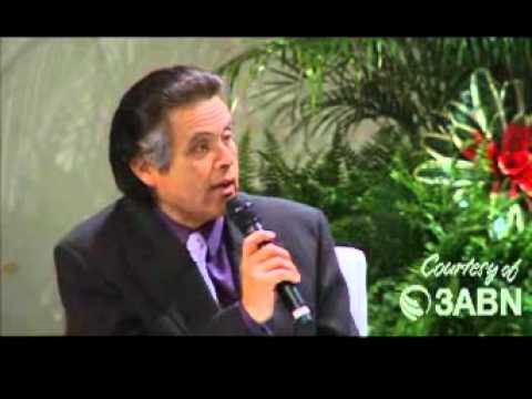 4/16 - Mandamiento # 2 - Panel Mod. John Dinzey, Pr. Vega - Diez Mandamientos 2011