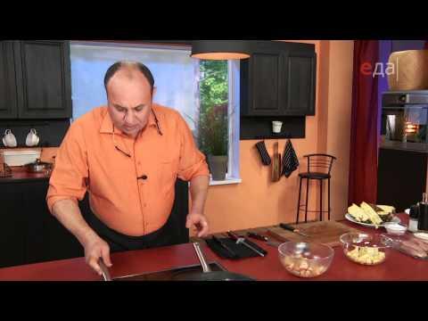 Блюда с ананасом - DomaVideo.Ru