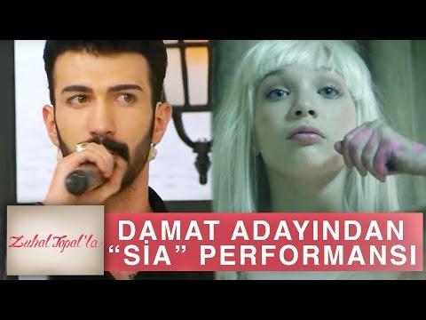 Video Zuhal Topal'la 137. Bölüm (HD) | Damat Adayından Sürpriz İngilizce Şarkı Performansı download in MP3, 3GP, MP4, WEBM, AVI, FLV January 2017