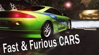 Nonton NFS Underground 2 - Fast & Furious 1 Cars Film Subtitle Indonesia Streaming Movie Download