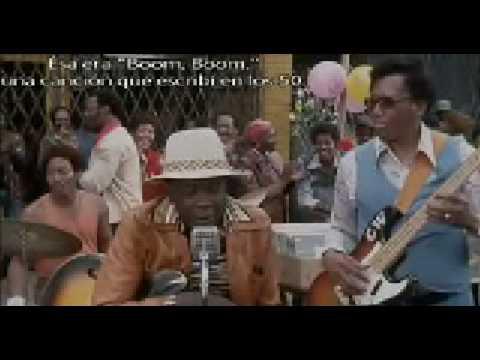 Tekst piosenki John Lee Hooker - Boom boom po polsku