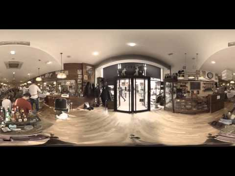 360° Video: Savills Barbers
